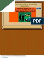70625137 INEI Metodologia Para La Elaboracion de Un Plan de Sistemas de Informacion[1]