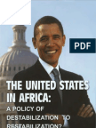 Africa USA Africom