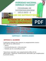 Diapositivas de Revision de La Norma e.030