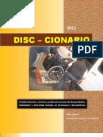 Disccionariodeladiscapacidad Italoviolo Venezuela 2011