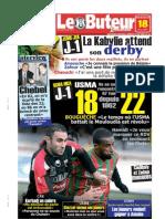 LE BUTEUR PDF du 18/03/2009