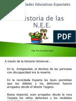Clase 1 Historia de Las NEE