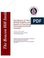 Peer Review of