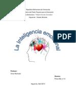 Inteligencia Emocional.. Bs. 22,ºº