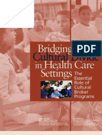 Bridging the Cultural Divide in Health Care Settings