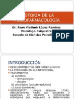 Historia de La Psicofarmacologia