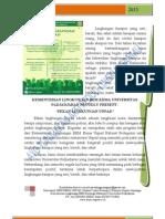 Open Recruitment Pekan Lingkungan 2013