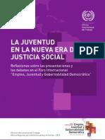 La Juventud en La Nueva Era de Justicia Social