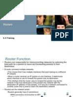 Routers Configuration