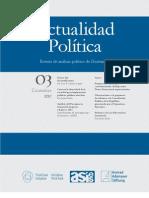 Revista Actualidad Politica No.3 2012 Disop Asies