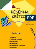 Resenha Slides