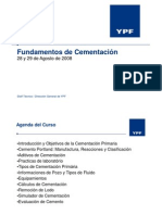 Curso Cementación YPF