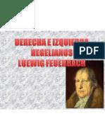 Derecha e Izquierda de Hegel
