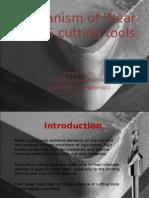 Mechanisms of Wear in HSS Cutting Tools