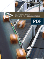 Focus on ITIL Service Operation