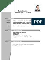 CV Verébleu