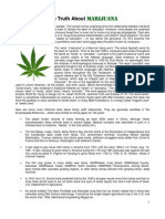 The Truth About Marijuana