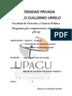 Escrito Constitucional Habeas Corpu Rolando Diaz Arevalo