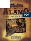Warhammer - Historical Legends of the Old West - The Alamo