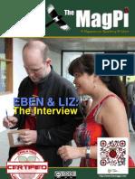 The Raspberry Pi magazine(the MAGPI