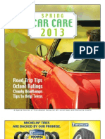 Car Care 2013