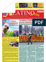 El Latino de Hoy Weekly Newspaper of Oregon | 3-27-2013