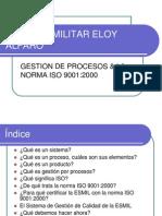 Presentacion Charla Procesos
