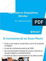 Seguridad Moviles