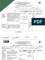 Plan de Intervencion Interdisciplinaria Individual