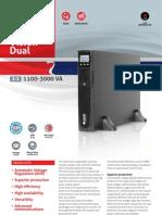 UPS  VSD Dialog Dual Vision