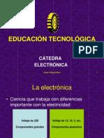 Catedra 2011 Ppt de Electronica