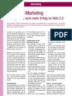 Facebook-Marketing - Strategien zu noch Mehr Erfolg Im Web 2.0