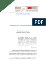 Graciela Aletta de Sylvas - Memoria y Escritura, Para Una Lectura de Haroldo Conti