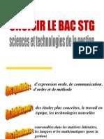 Choisir Le Bac STG