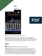 Samuel Beket -Čekajući Godoa