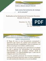 (PPT's Jornadas de Formación Mapa de Ruta 2012 [Modo de compatibilidad]).pdf