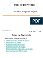 Class 25 Project Risk Management