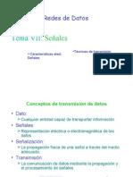 Redes t7 Senales