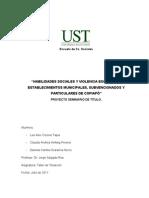 HS Y VE Proyecto Investigación