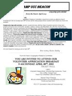 2013 April Newsletterrev1