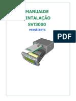Manual de Instalação 3000