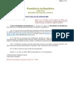 L11972 - Alteração da lei 9782