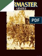Warmaster Armies
