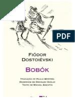 DOSTOIÉVSKI, Fiódor - Bobók (retail)