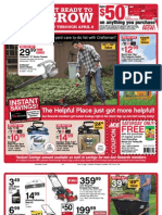 Seright's Ace Hardware Get Ready to Grow Sale