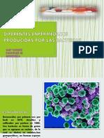Diferentes Enfermedades Producidas Por Las Bacterias