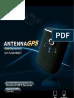 Gt-750f Gps Datasheet