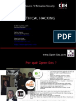 Ethical Hacking Con Software Libre