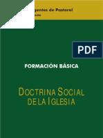 Formacion Basica Doctrina Social de La Iglesia