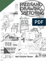 Karl C Heuser - Freehand Drawing Sketching